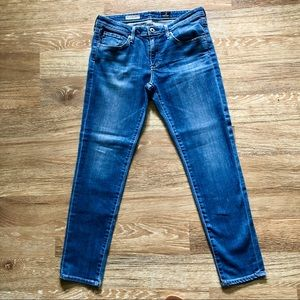 Adriano Goldschmied slim straight leg jeans 29R